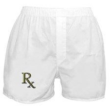 Pharmacy Rx Boxer Shorts