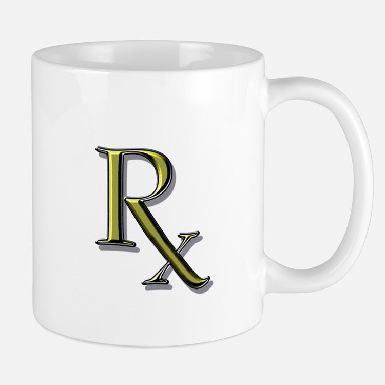 Pharmacy Rx Mug