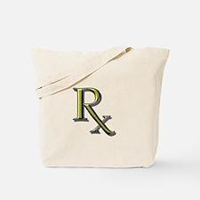 Pharmacy Rx Tote Bag