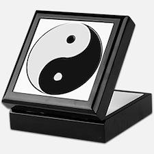 Chinese Yin Yang Keepsake Box