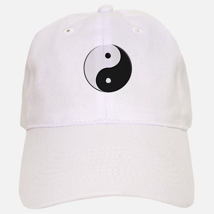 Chinese Yin and Yang Baseball Baseball Cap