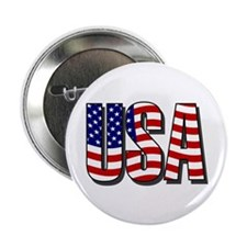 U.S.A. Button