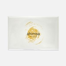 Unique Hindu Rectangle Magnet (100 pack)