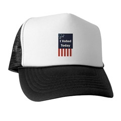 I Voted Today Trucker Hat
