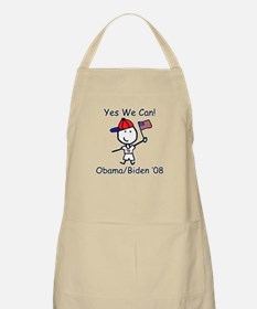 Obama - Yes We Can BBQ Apron