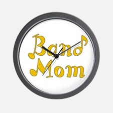 Band Mom 2 Wall Clock