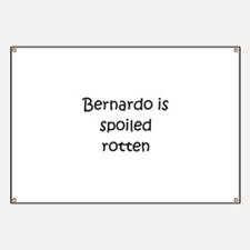 Bernardo Banner