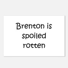 Cool Brenton Postcards (Package of 8)