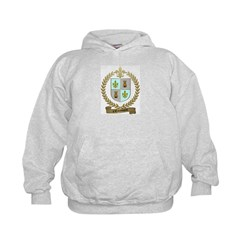 d'ENTREMONT Family Crest Hoodie