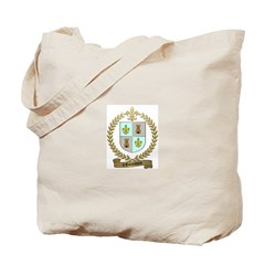 d'ENTREMONT Family Crest Tote Bag