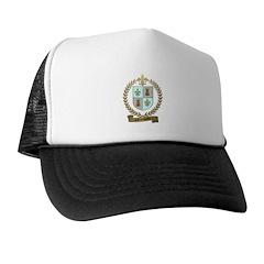 d'ENTREMONT Family Crest Trucker Hat