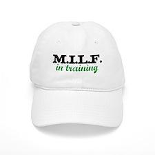 MILF in training - Pregnancy Baseball Cap