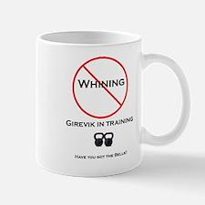 No Whining Kettlebell Small Mugs