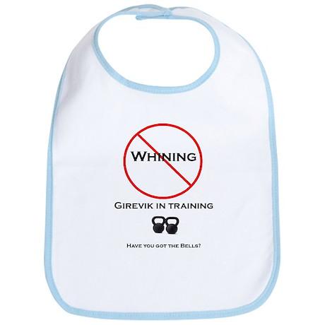 No Whining Kettlebell Bib