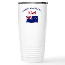 Happily Married Kiwi Travel Mug
