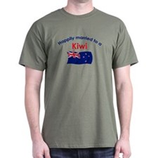 Happily Married Kiwi T-Shirt