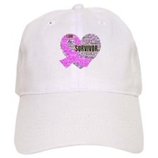 I am...Survivor Baseball Baseball Cap