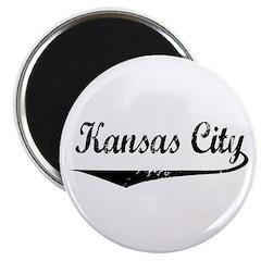 """Kansas City 2.25"""" Magnet (100 pack)"""