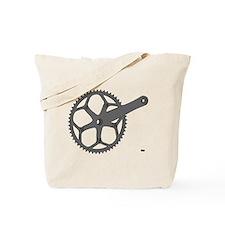 Crankset rhp3 Tote Bag