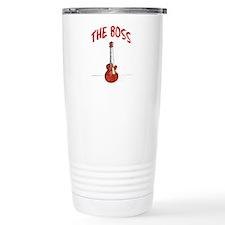 The Boss Ceramic Travel Mug