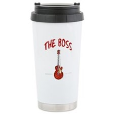 The Boss Stainless Steel Travel Mug