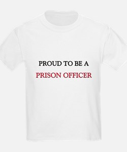 Proud to be a Prison Officer T-Shirt