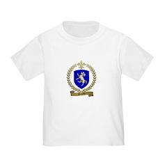 DENEAU Family Crest T