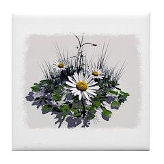 DAISY ART Tile Coaster