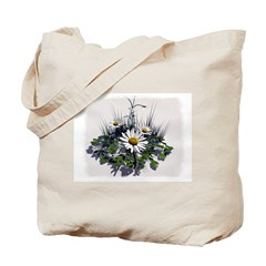 DAISY ART Tote Bag (PICTURE ON BOTH SIDES)