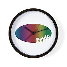 Unique Glbtq Wall Clock