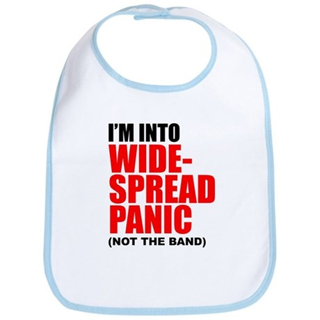 Widespread Panic Bib