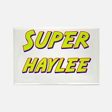 Super haylee Rectangle Magnet