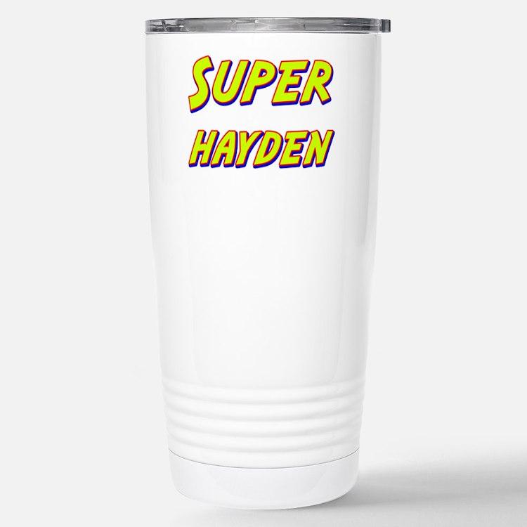 Super hayden Travel Mug