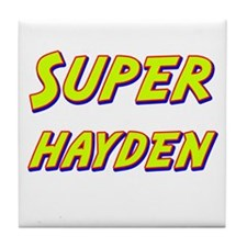 Super hayden Tile Coaster