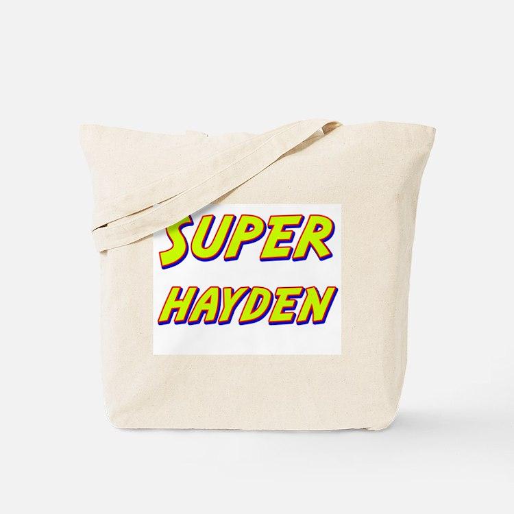 Super hayden Tote Bag