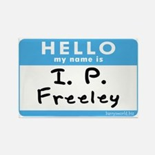 I. P. Freeley Rectangle Magnet (100 pack)