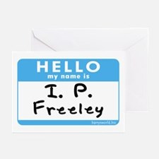 I. P. Freeley Greeting Cards (Pk of 20)