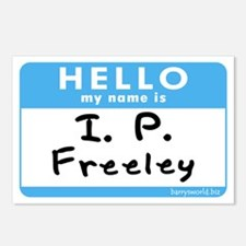 I. P. Freeley Postcards (Package of 8)