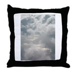 Morning Over Michigan Throw Pillow