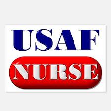 USAF Nurse Postcards (Package of 8)