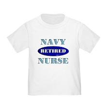 Retired Navy T