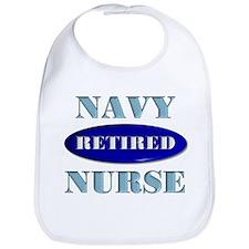 Retired Navy Bib