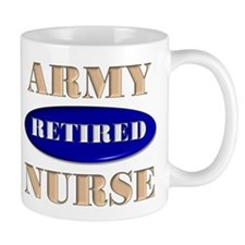 Retired ARMY Mug