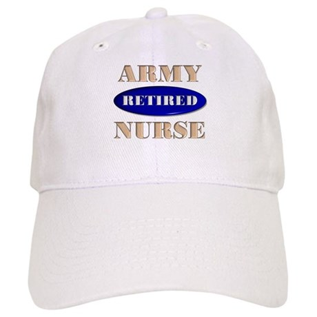 Retired ARMY Cap