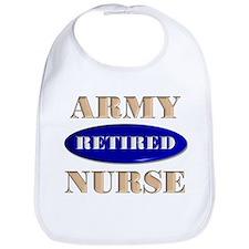Retired ARMY Bib