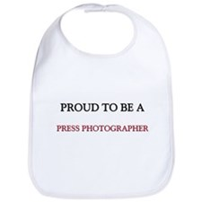 Proud to be a Press Photographer Bib