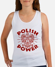 Polish Power Women's Tank Top