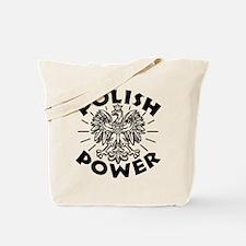 Polish Power Tote Bag