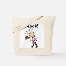 Male Chef I Cook Tote Bag