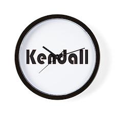 Kendall Wall Clock